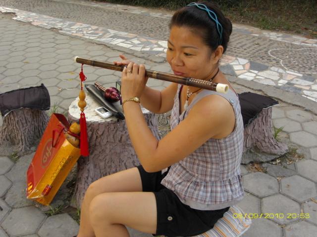北京欢迎你曲谱